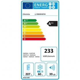 ELECTROLUX ENN3054EFW FRIGORIFERO COMBINATO DA INCASSO NO FROST 287 LT CLASSE A++ PROMOZIONE