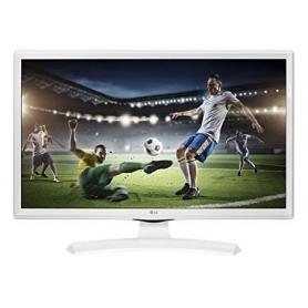 LG 24TK410VW TV MONITOR 24 '' LED HD DVB-T2 - CLASSE A+ - PROMOZIONE