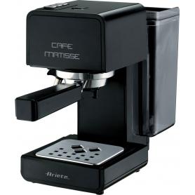ARIETE 1363 MACCHINA DA CAFFE' MATISSE 850 WATT COLORE NERO - GARANZIA ITALIA - PROMOZIONE