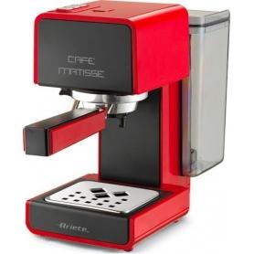 ARIETE 1363 MACCHINA DA CAFFE' MATISSE 850 WATT COLORE ROSSO - GARANZIA ITALIA - PROMOZIONE