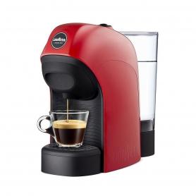 LAVAZZA TINY LM800 MACCHINA CAFFÈ ESPRESSO SERBATOIO 0.75 LT. COLORE ROSSA GARANZIA ITALIA - PROMOZIONE