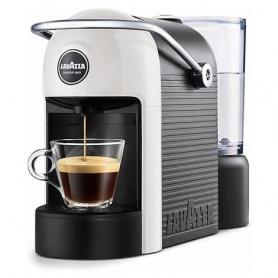 LAVAZZA JOLIE MACCHINA DA CAFFE' A CAPSULE, COLORE BIANCO - GARANZIA ITALIA - PROMOZIONE