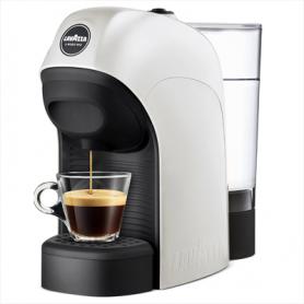 LAVAZZA TINY LM800 MACCHINA CAFFÈ ESPRESSO SERBATOIO 0.75 LT. COLORE BIANCO GARANZIA ITALIA - PROMOZIONE