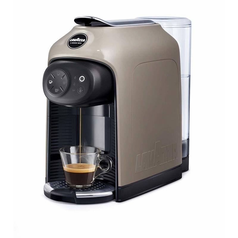 LAVAZZA A MODO MIO IDOLA MACCHINA CAFFÈ ESPRESSO SERBATOIO 1,1 LT. 1500 WATT COLORE GRIGIO - GARANZIA ITALIA - PROMOZIONE