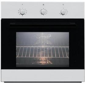 IGNIS - AKS 185/WH (Bianco) Forno Elettrico da Incasso Ventilato Multifunzione con Grill Capacità 56 Litri Classe energetica A