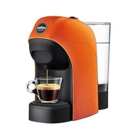 LAVAZZA TINY LM800 MACCHINA CAFFÈ ESPRESSO SERBATOIO 0.75 LT. COLORE ARANCIO GARANZIA ITALIA - PROMOZIONE