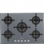 PIANO COTTURA SMEG S264X 4 FUOCHI 60x50 INOX - GARANZIA ITALIA