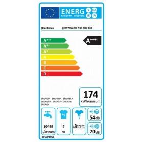 ELECTROLUX EW7F572BI LAVATRICE INCASSO 7KG 1200 GIRI CLASSE A+++ PerfectCare 700 - PROMOZIONE