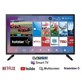 ARIELLI 32DN9A7 TV LED 32'' HD READY SMART TV ANDROID ULTRASLIM COLORE NERO - GARANZIA ITALIA - PROMOZIONE