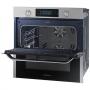 SAMSUNG NV75N5641BS FORNO ELETTRICO DA INCASSO MULTIFUNZIONE DUAL COOK FLEX 75 LITRI 1200 W INOX - PROMO
